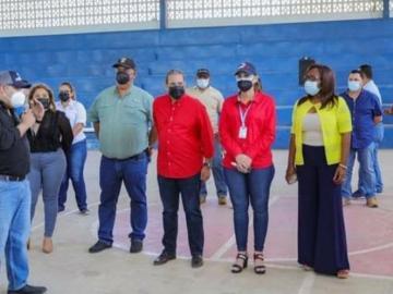 Realizan gira en centros de acopio de alimentos en Arraiján