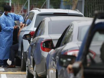 La pandemia se agrava en Chile, que suma por cuarto día más de 5.000 casos