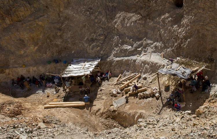 Nicaragua espera exportar 750 millones de dólares en oro en bruto en el 2021