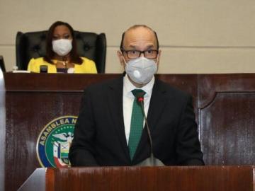 Leblanc niega ser el ungido del PRD para la Defensoría del Pueblo