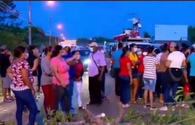 Residentes de Unión de Azuero rechazan las invasiones