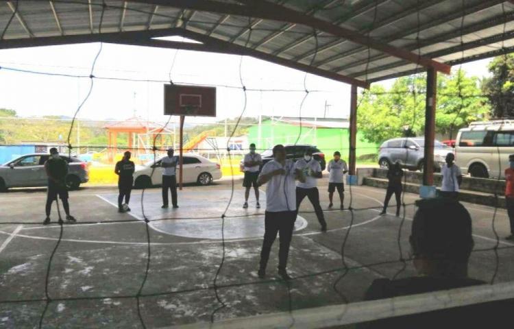 El voleibol se reactiva en la provincia de Colón
