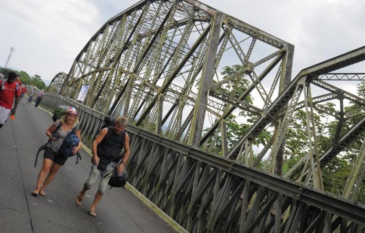 Costa Rica iniciará este lunes fase de apertura de fronteras terrestres
