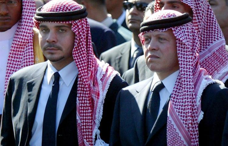 Príncipe Hamza de Jordania desacata órdenes y se mantiene desafiante