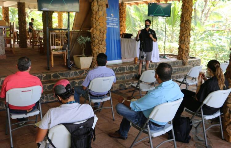 Reportan avances del plan turístico sostenible para Coiba y Santa Catalina