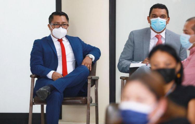Le llegó la hora al diputado Arquesio Arias, comenzó su juicio por abuso sexual