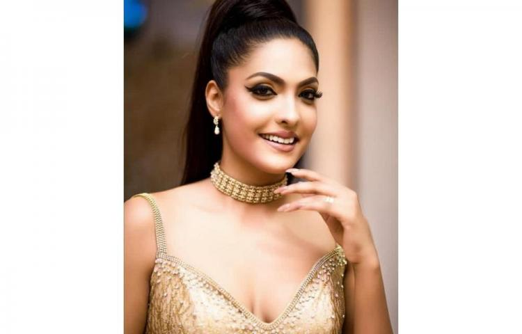 "Detenida la reina de la belleza que arrancó la corona a ""Mrs Sri Lanka 2021"""