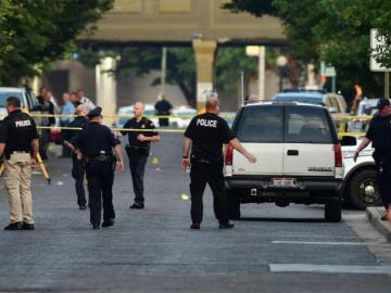 Corrió la sangre en Texas, tiroteo deja seis heridos