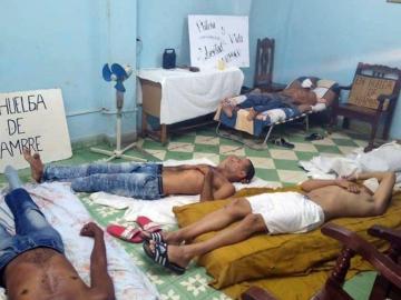 Disidentes cubanos cumplirán hoy 21 días en huelga de hambre