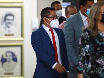Arquesio sigue su primer juicio oral en la Corte Suprema