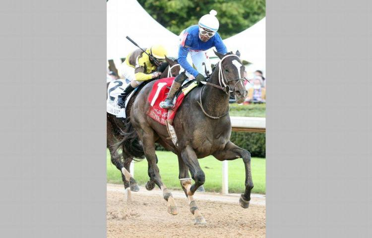 Santana Jr, captura el Arkansas Derby