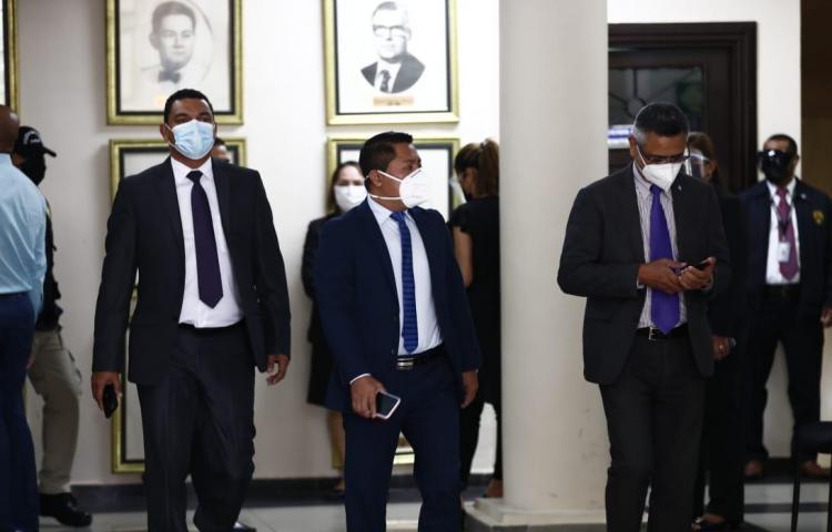 Juicio oral contra Arquesio Arias se reanuda este jueves
