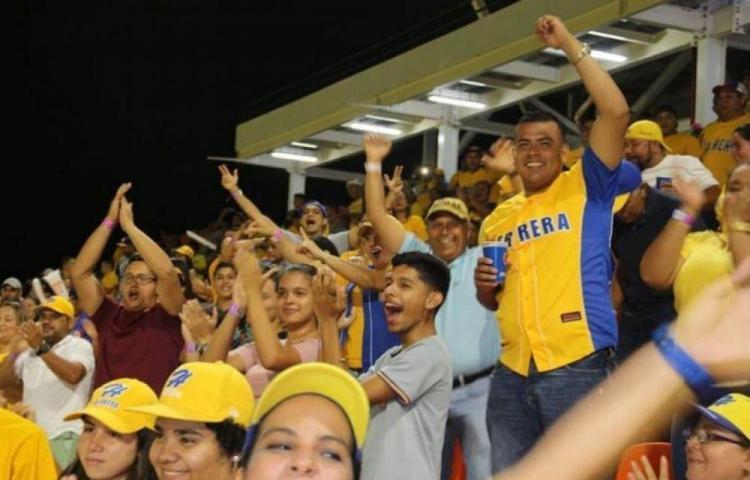 El béisbol abre sus puertas a los aficionados