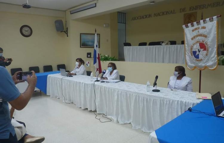 Enfermeras anuncian protestas, el Minsa les responde