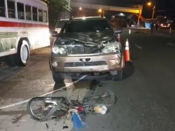 Dos muertos en la carretera