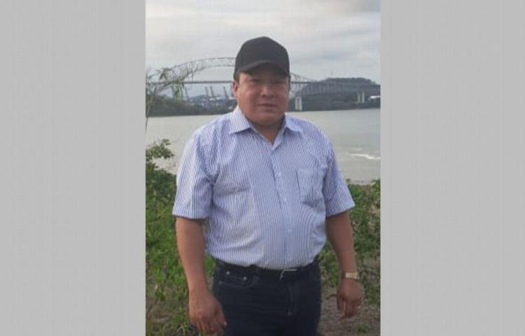 El cacique y coordinador de la Nación Guna