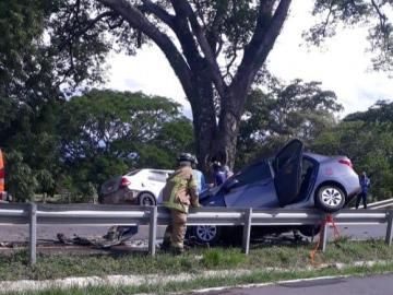 Un muerto y dos heridos deja accidente de tránsito en Pesé
