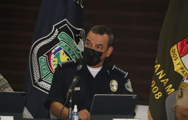Estamentos de seguridad brindan informe al país