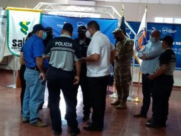 Operación tormenta dejó 13 detenidos en Herrera y Los Santos