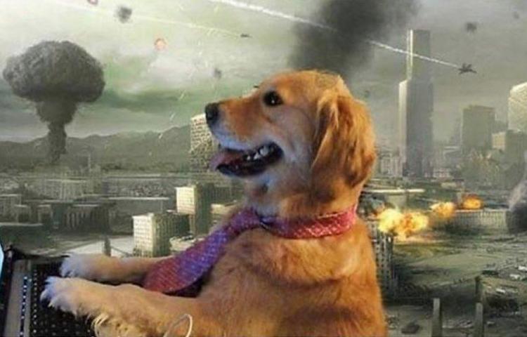 Los mejores memes de la caída del cohete chino