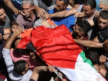 El luto y dolor no detienen las acciones bélicas entre Israel y milicias palestinas
