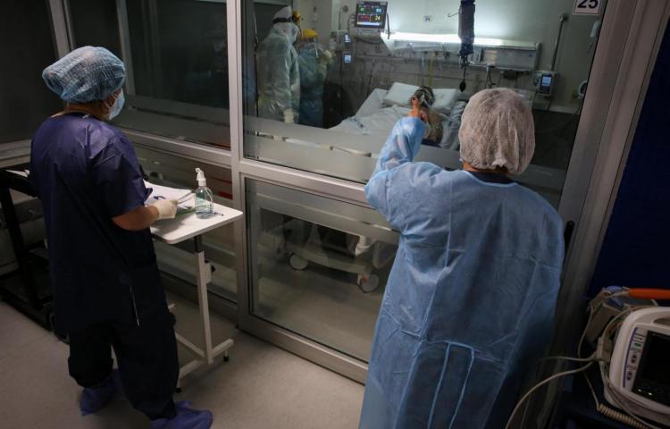 Se registran 525 nuevos casos de covid y una defunción