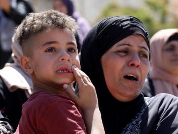 40 niños entre los 140 palestinos muertos en Gaza tras la escalada con Israel