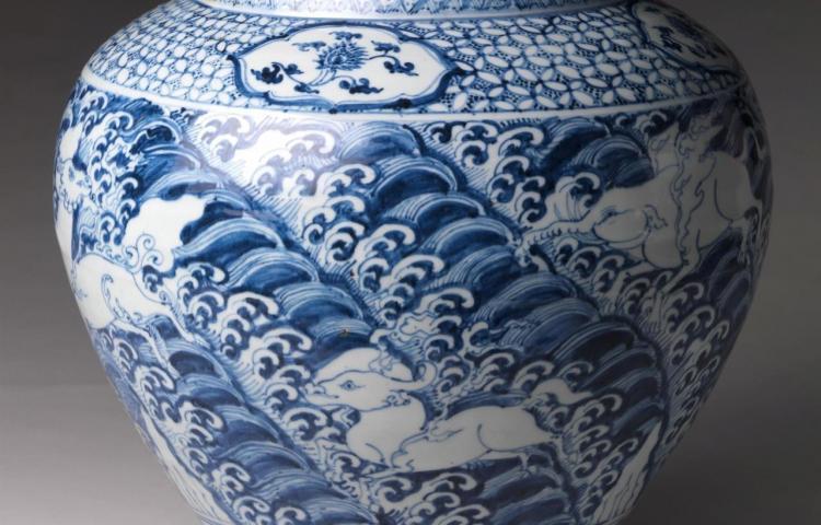 Descifran la historia de la porcelana de la dinastía Ming con luz sincrotrón