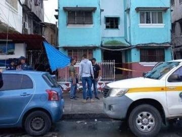 """Asesinan a """"el mocho"""" de varios disparos en Calle 10, Colón"""