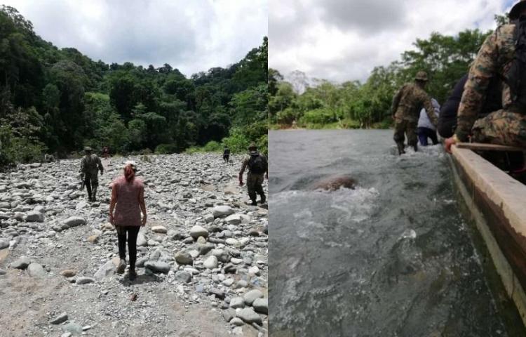 En Darién encuentran 3 cuerpos en estado de descomposición, en ruta de migrantes