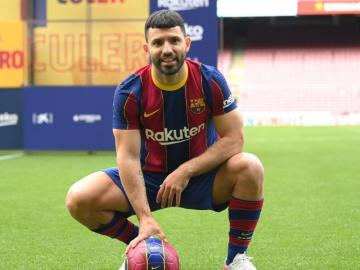El Kun Agüero ya es del Barcelona... ¿jugará con Messi?