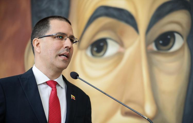 Venezuela niega haber recibido donación de EEUU por 1.200 millones de dólares