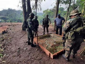 Seguridad refuerza vigilancia de la frontera colombiana