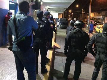 Balacera en Colón y Viejo Veranillo dejó tres personas heridas