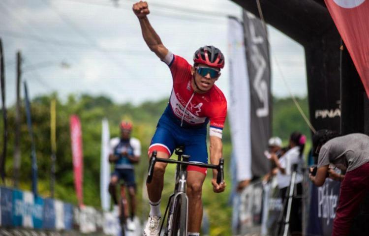 Reina en el ciclismo panameño