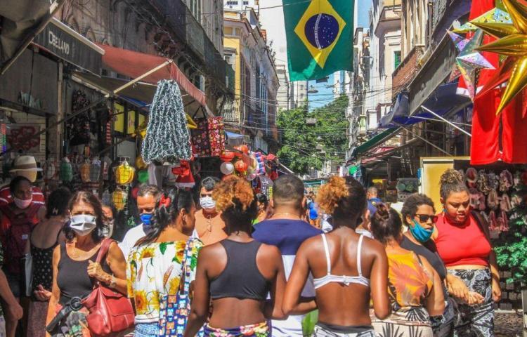 En Río de Janeiro proponen 'minicarnaval' para probar la efectividad de la vacuna