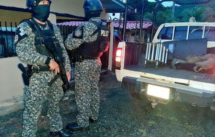 Realizan allanamientos en Villa del Rosario para dar con miembros de la pandilla Bagdad