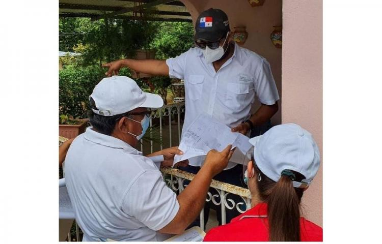 Banco Hipotecario inicia proceso de escrituración de lotes en Don Carlos de Chiriquí