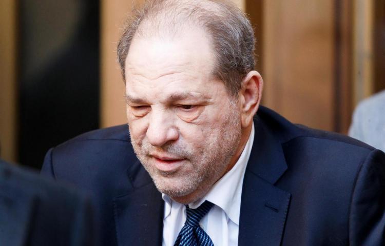 Weinstein será trasladado en julio a California para enfrentar más cargos