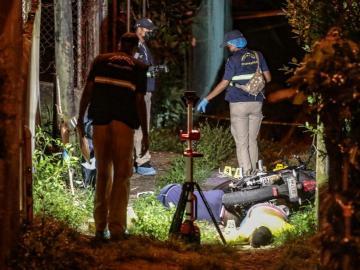 Mataron a cuatro en San Miguelito