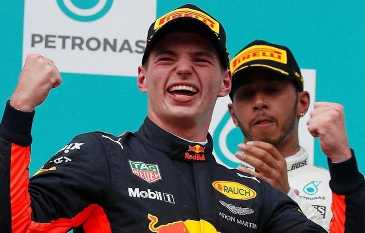 Verstappen vuela en Francia y Hamilton ya no es el mejor