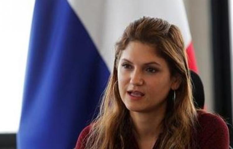 Canciller Erika Mouynes pide no reproducir otra Venezuela en Nicaragua