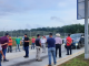 Arrendatarios de Merca Panamá protestan para exigir mayor seguridad