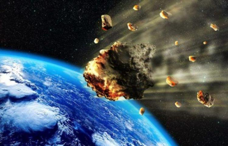 Asocian predicciones de Nostradamus para este año con el virus, hambruna y un meteorito