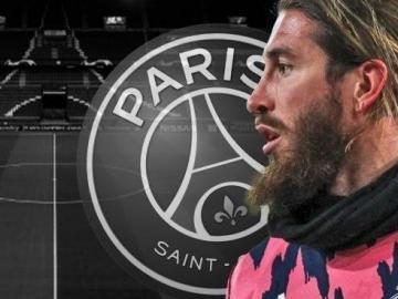 Acuerdo entre el Paris Saint-Germain y Sergio Ramos