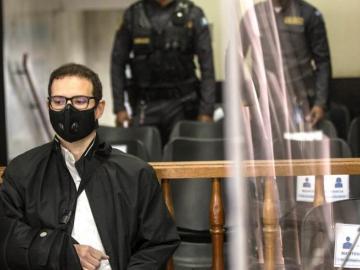 Hijos de Martinelli cumplieron un año presos en Guatemala