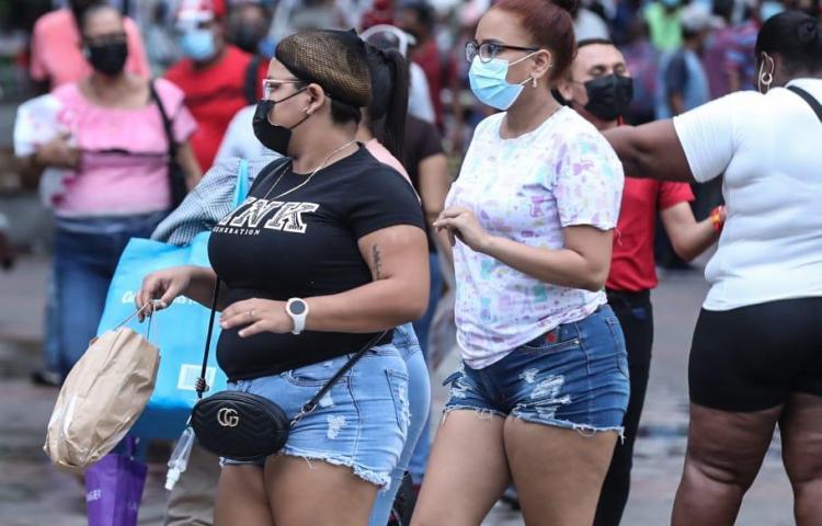 Estas son las cifras covid-19 para este domingo en Panamá