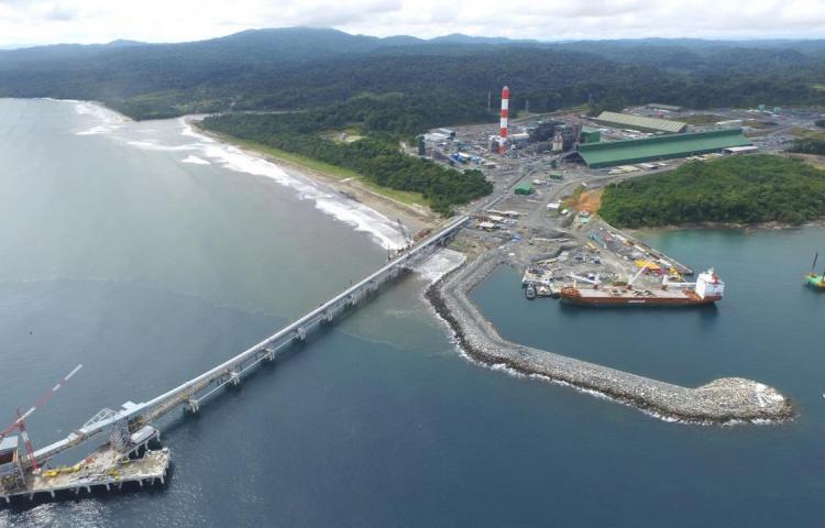 """Gobierno se prepara para negociar con Minera Panamá """"beneficios justos"""""""