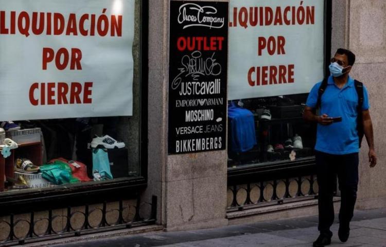 """Cámara de Comercio: """"Crisis socieconómica supera la sanitaria. ¡Basta ya de restricciones!"""""""