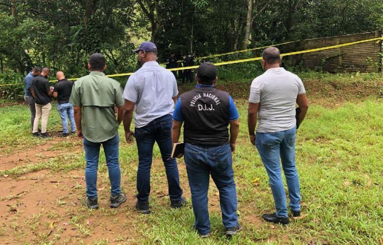 Preso por asesinato de menor de edad en Colón
